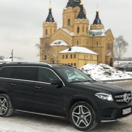Mercedes Gls в аренду