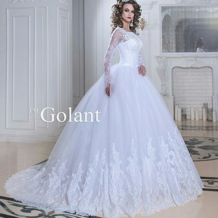 Свадебное платье - Королевское