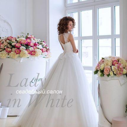 Свадебное платье, модель 9125П