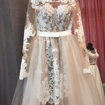 """Свадебное платье """"Аида"""""""