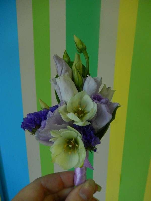Фото 6340715 в коллекции Бутоньерка)) - Time Flowers