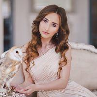 Фото Ada Ocean  Макияж и образ Евгения Русалеева  Платье  Организатор  Модель Евгения Кулешова