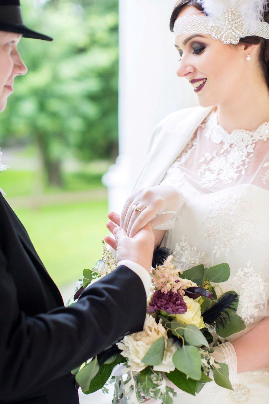 Фото 16608068 в коллекции Свадьба в стиле Гэтсби - Оформление свадеб – Beauty flowers