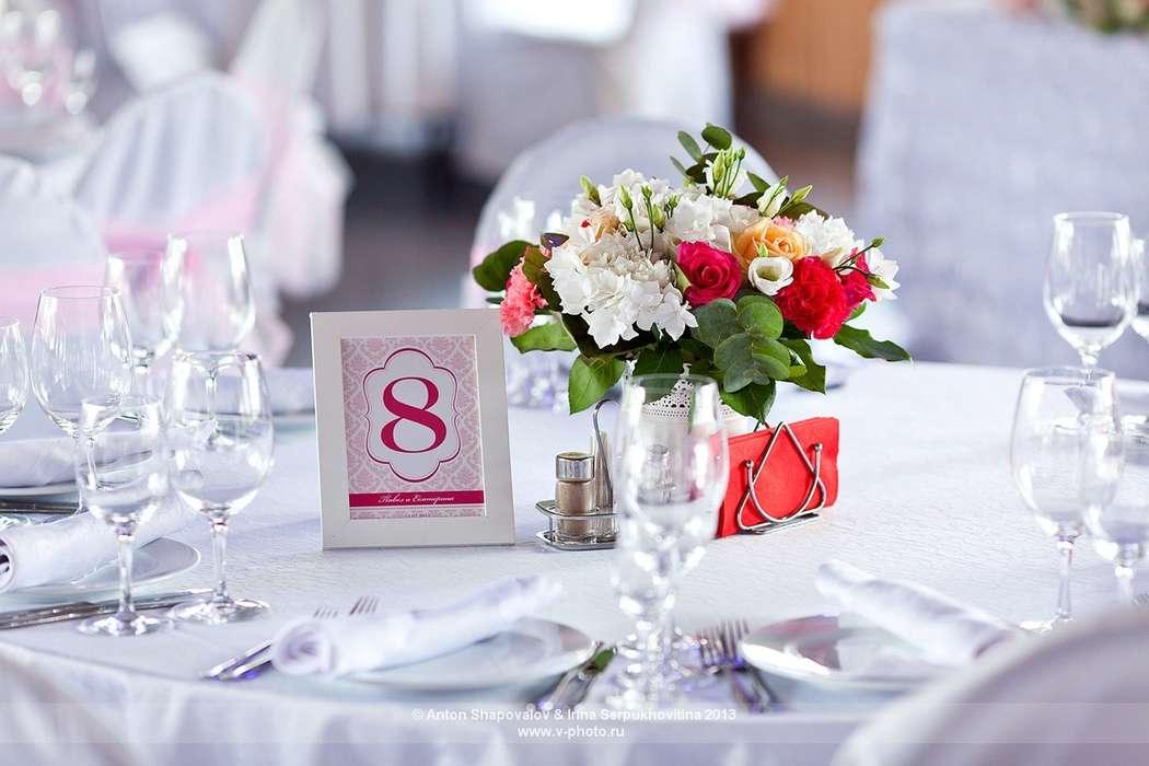 Фото 16647044 в коллекции Загородный клуб Александр - Оформление свадеб – Beauty flowers