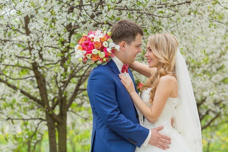 Фото 17365314 в коллекции Свадебные букеты - Оформление свадеб – Beauty flowers