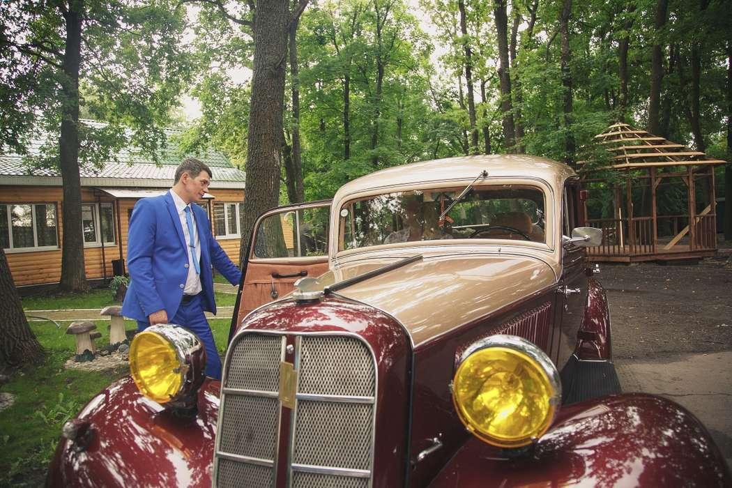 Фото 6446120 в коллекции фото с мероприятий - Ретро клуб Победа - аренда автомобилей