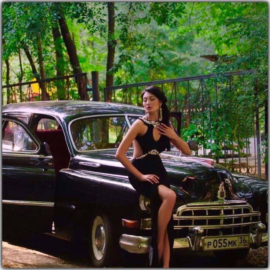 Фото 11050726 в коллекции фото с мероприятий - Ретро клуб Победа - аренда автомобилей