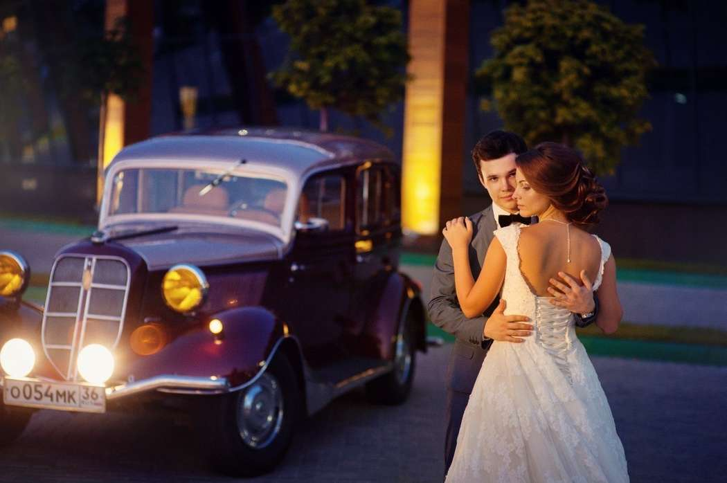 Фото 11050730 в коллекции фото с мероприятий - Ретро клуб Победа - аренда автомобилей