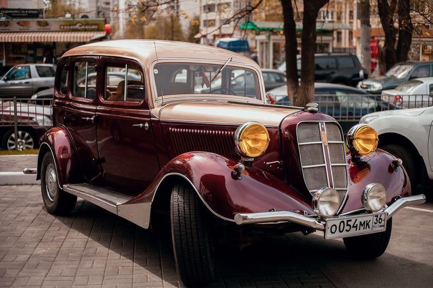 Аренда Газ м-1 - фото 11051244 Ретро клуб Победа - аренда автомобилей