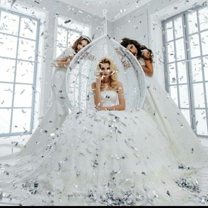 """Фото 11003240 в коллекции Портфолио - Свадебный салон """"Happy bride"""""""