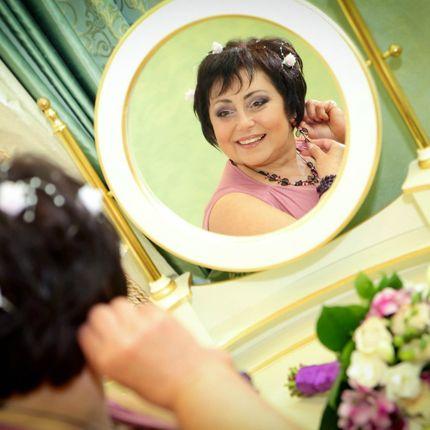 Лёгкий макияж для гостей