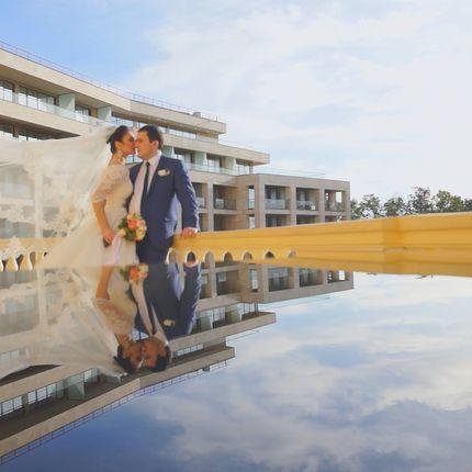 Видеосъёмка свадьбы Premium