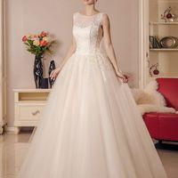 Свадебное платье 2170  16500 руб.