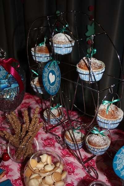 Фото 6586846 в коллекции Вкусный candy bar на свадьбе - Студия декора и флористики  - Malina group