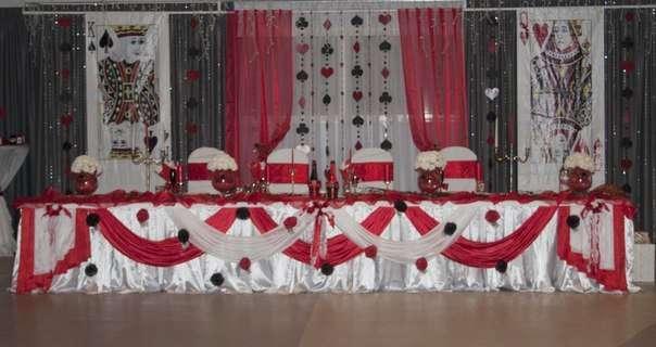 Фото 6586872 в коллекции Оригинальная красная свадьба - Студия декора и флористики  - Malina group