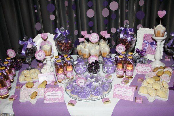 Фото 6618614 в коллекции Чудесные candy bars - Студия декора и флористики  - Malina group