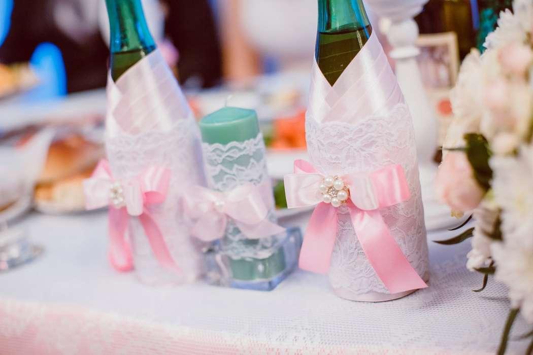 Фото 13329238 в коллекции Зефирная свадьба - Студия декора и флористики  - Malina group