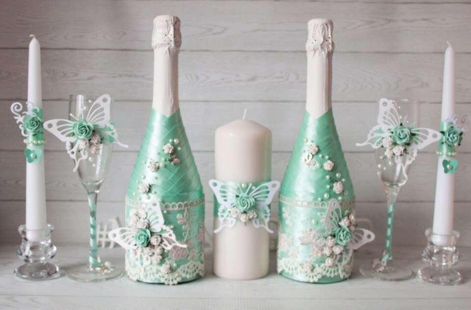 Фото 13329440 в коллекции Мятная свадьба - Студия декора и флористики  - Malina group