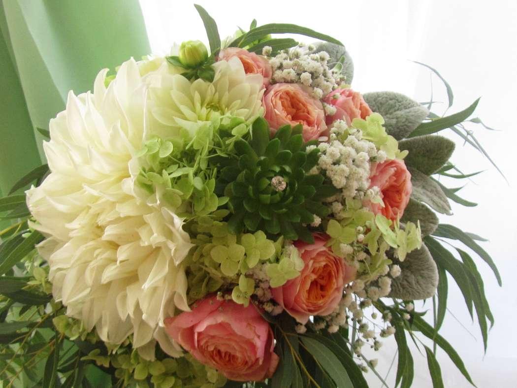 Букет невесты. - фото 6590132 Флорист Наталья Анисимова