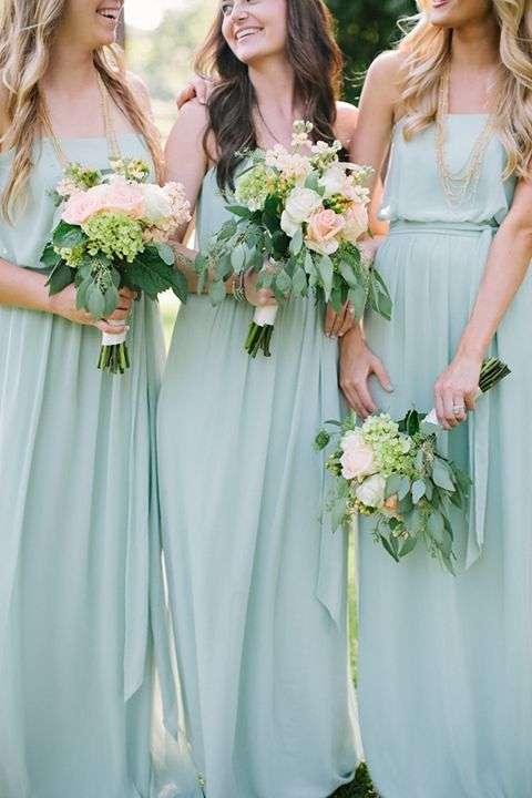 Платья для подружек невесты - Акварель - фото 7707392 Maltina Maria - свадебная и праздничная полиграфия