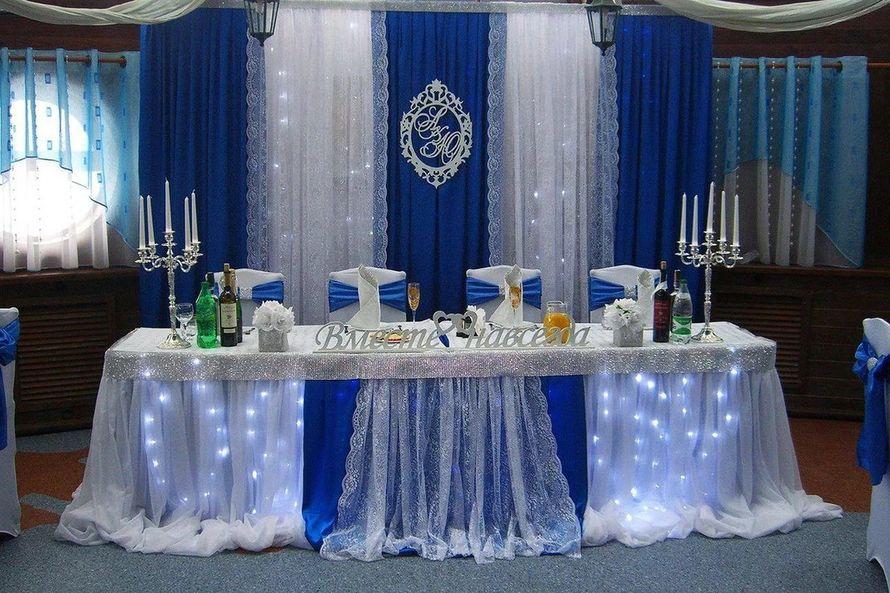 Фото 17213852 в коллекции Голубая свадьба. - Дизайнер-флорист, шоколатье Светлана Байбородова