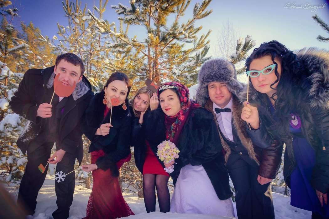 "17.01.2015 Женя&Маша - фото 6606796 Фото-видео студия ""Штрих"""