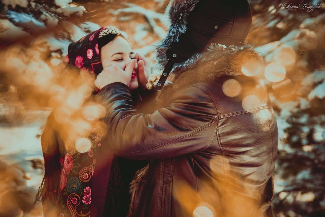 "17.01.2015 Женя&Маша - фото 6606818 Фото-видео студия ""Штрих"""