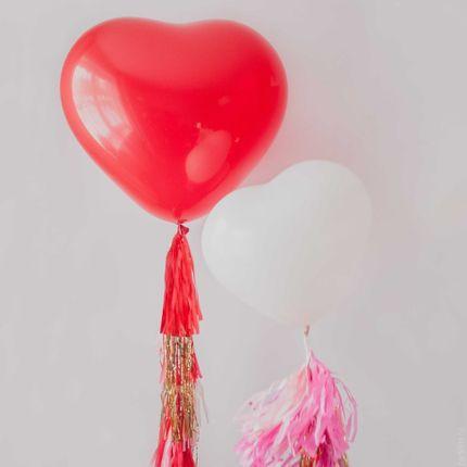 """Шар-сердце """"Be my valentine"""""""
