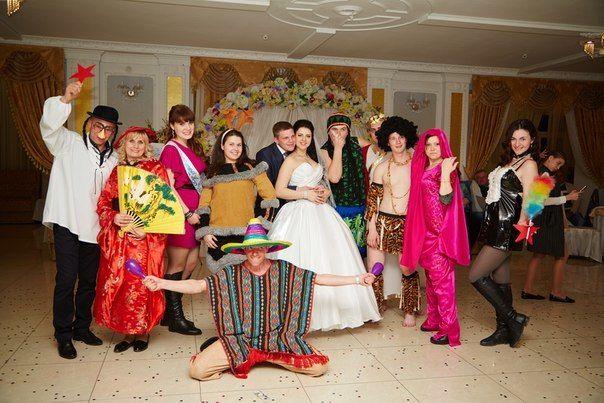 Фото 10506496 в коллекции Восточный выкуп невесты - Ведущий Сергей Затока