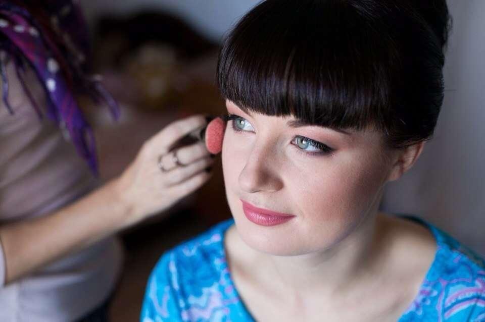 Нежнейшая невеста... - фото 6609338 Свадебный стилист Александра Извекова