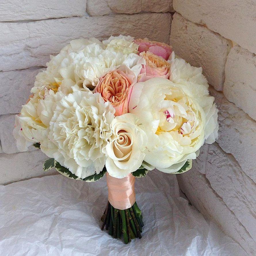 Фото 6616210 в коллекции Букет невесты - Флорист Маргарита Купрова
