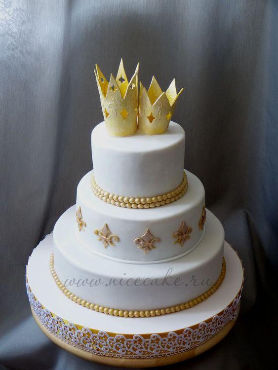 королевскый торт фото или видео