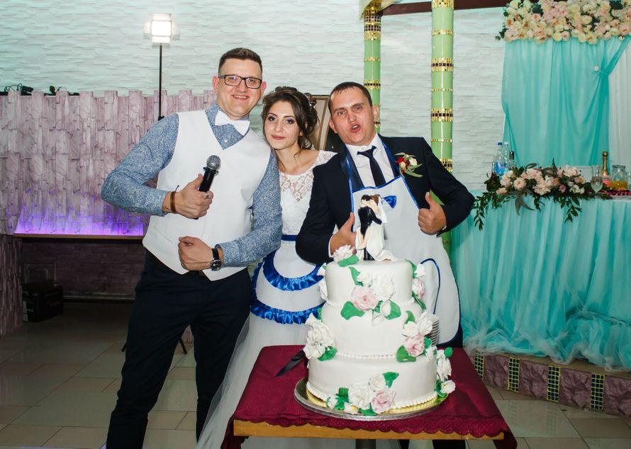 Ведущий на свадьбу (с ДиДжеем)