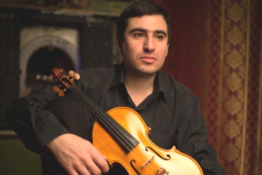 Скрипач на свадьбу Краснодар - фото 12541832 Скрипач Иван Овсепян