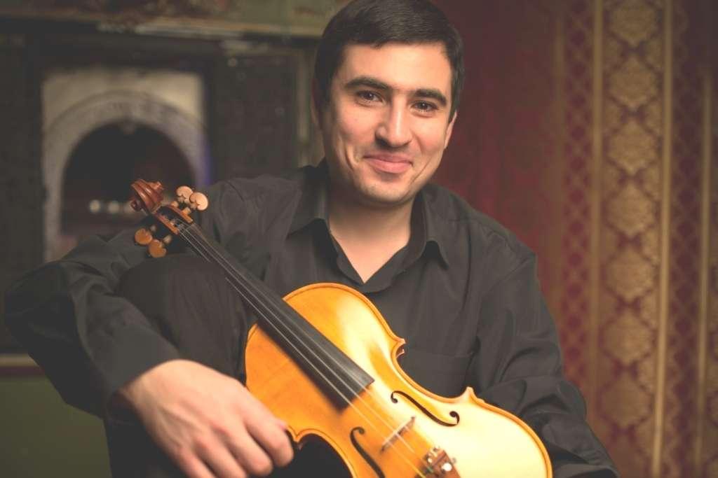 Скрипач на свадьбу Краснодар - фото 12541844 Скрипач Иван Овсепян