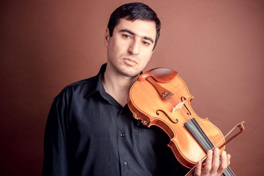 Скрипач на свадьбу Краснодар - фото 12541846 Скрипач Иван Овсепян