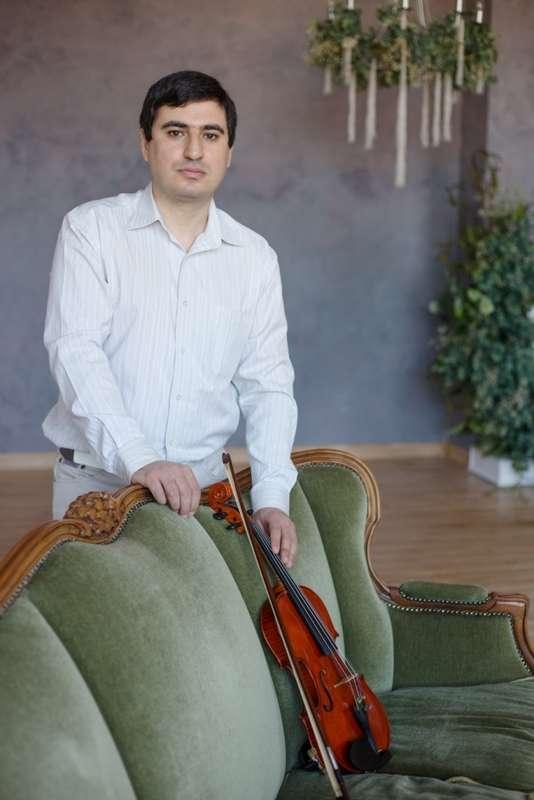 Скрипач на свадьбу Краснодар - фото 17267960 Скрипач Иван Овсепян