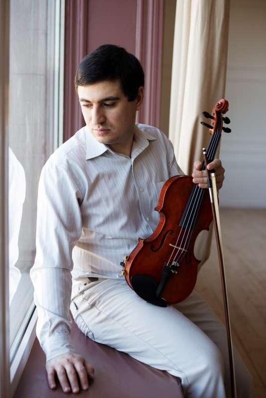 Скрипач на свадьбу Краснодар - фото 17267976 Скрипач Иван Овсепян