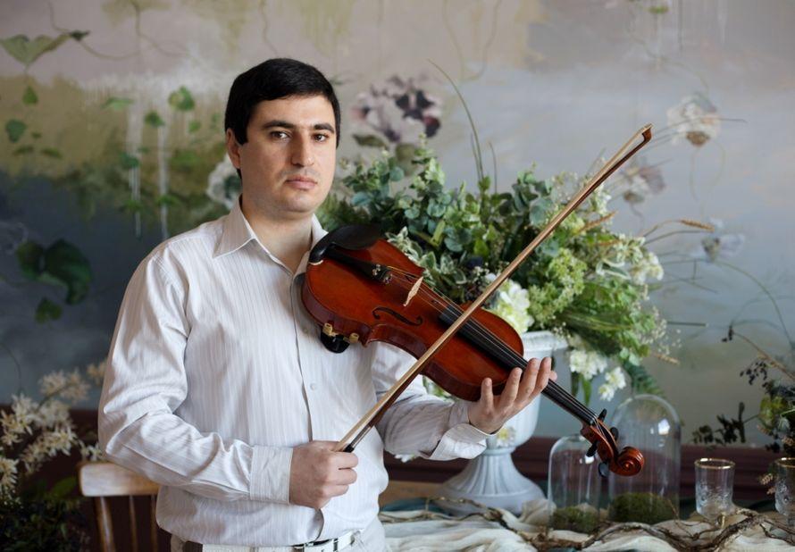 Скрипач на свадьбу Краснодар - фото 17267986 Скрипач Иван Овсепян