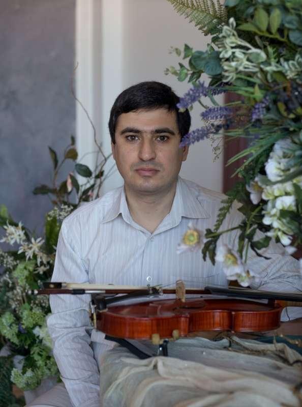 Скрипач на свадьбу Краснодар - фото 17267990 Скрипач Иван Овсепян