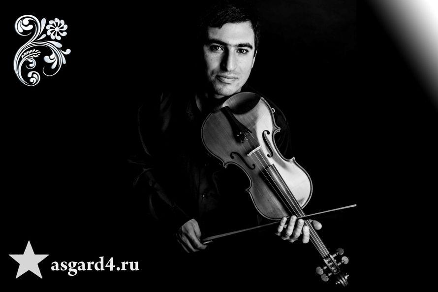 Скрипач на свадьбу Краснодар - фото 17267996 Скрипач Иван Овсепян