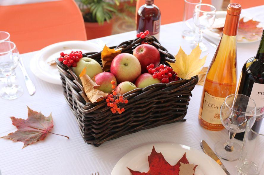 Украшение на столы гостей, альтернатива цветочным композициям - фото 7143830 Flower pie - флористика и декор