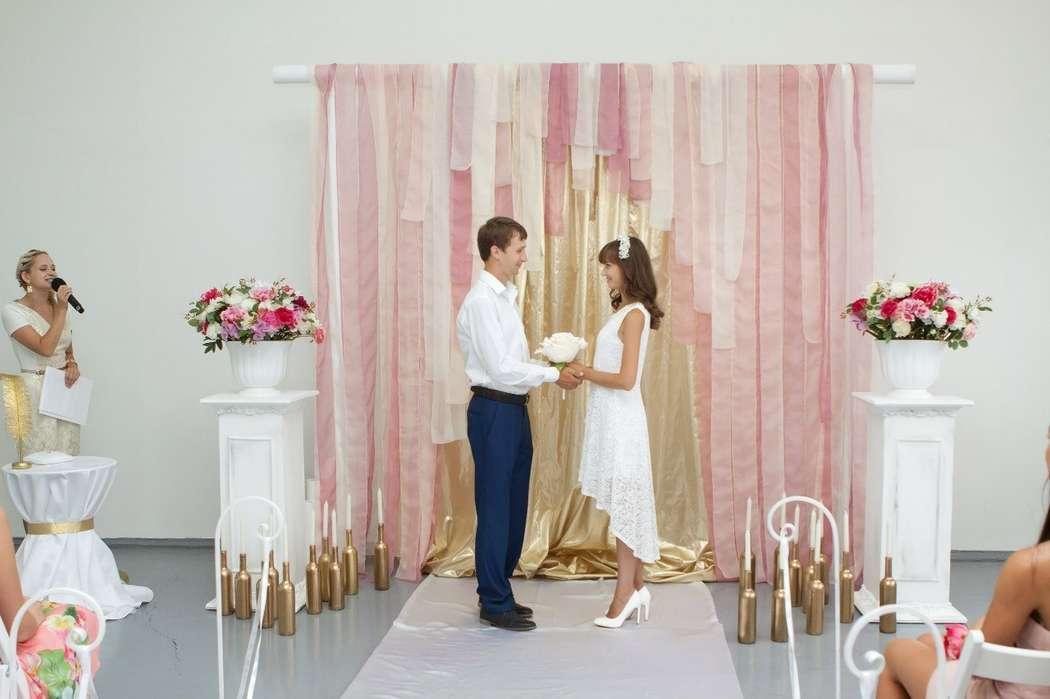 Фото 6699314 в коллекции Выездные регистрации брака - Ведущая Мария Лаптева