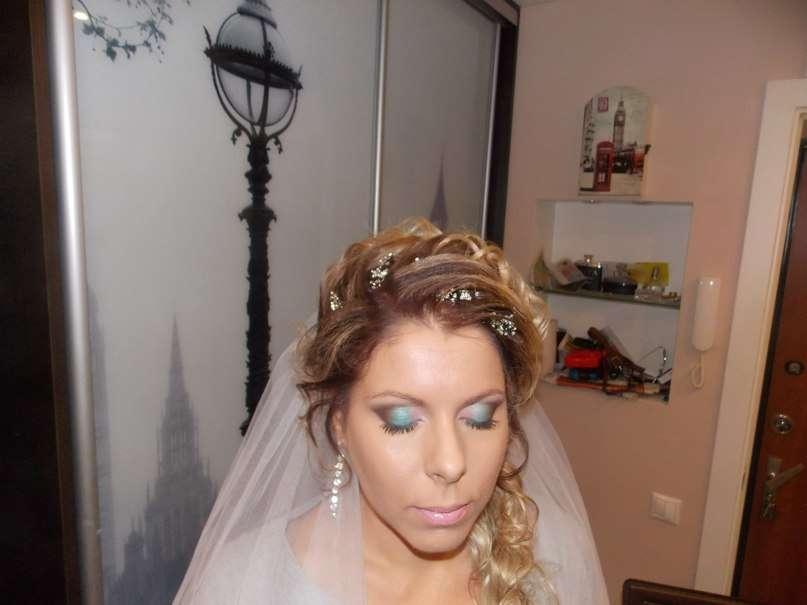 Фото 6781078 в коллекции Прически2 - Студия красоты и свадебной моды Bride