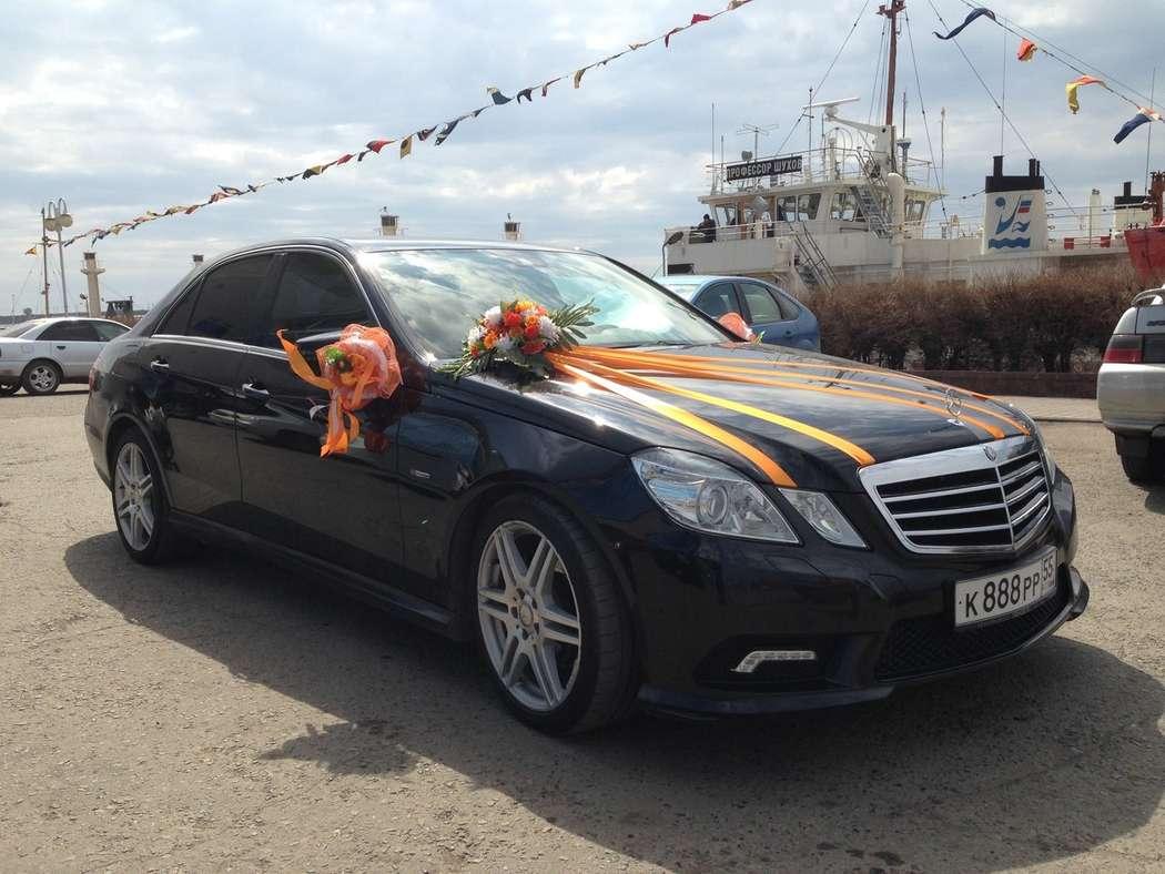 """Фото 6806936 в коллекции Mercedes- E класса (черный) - """"Золотой Венец"""" - свадебное агентство"""
