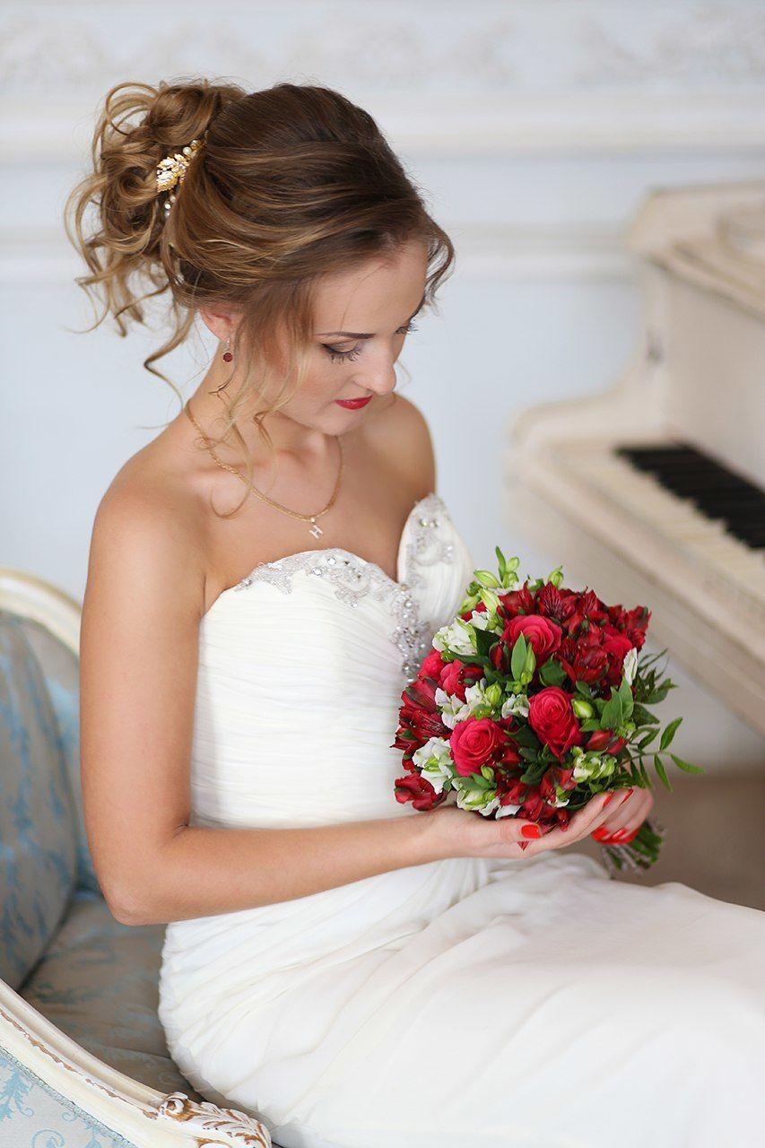 """Букет невесты """"Страсть"""""""