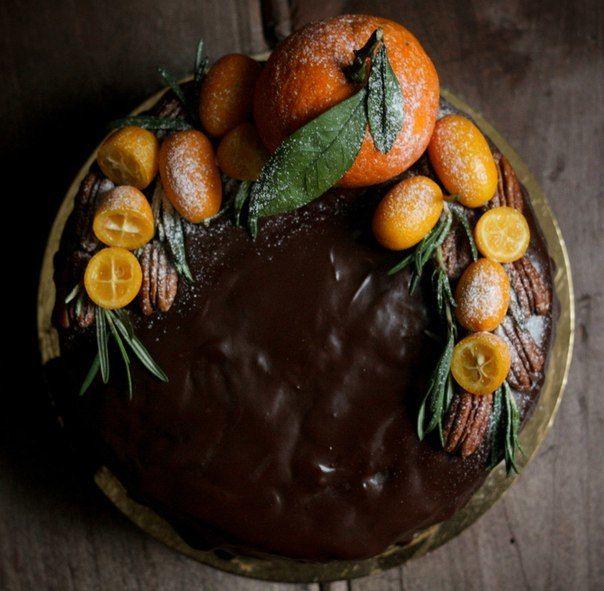 """Торт """"Двойной шоколад"""" - фото 6794004 The wondercake - Эксклюзивные десерты"""