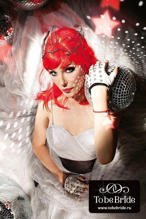 Певица Полина Гриффис в вечернем платье ВВ177В - фото 6799772 Свадебный салон Кукла