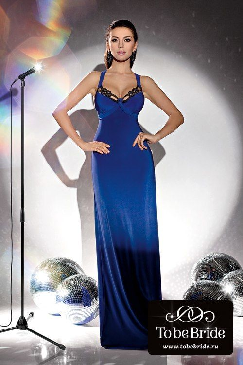 Певица Анна Седокова в вечернем платье СW040В - фото 6799774 Свадебный салон Кукла