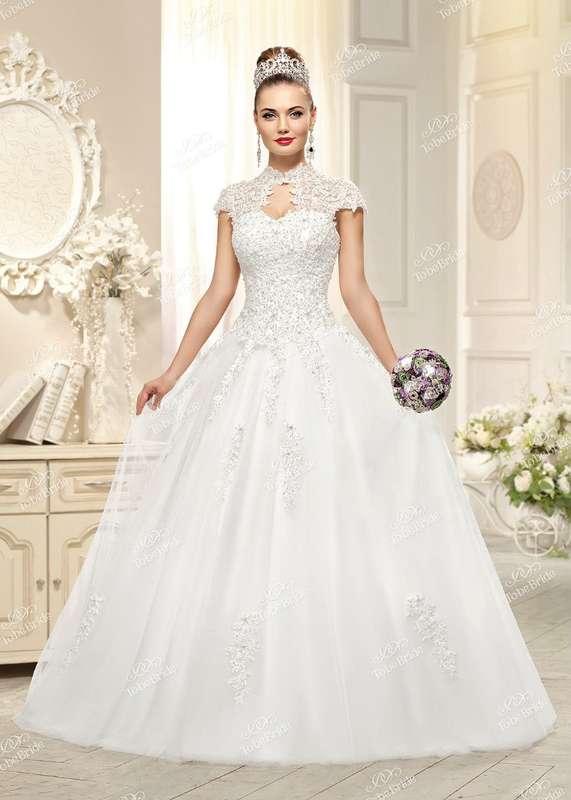 Фото 6799872 в коллекции НОВАЯ КОЛЛЕКЦИЯ 2015 To Be Bride - Свадебный салон Кукла